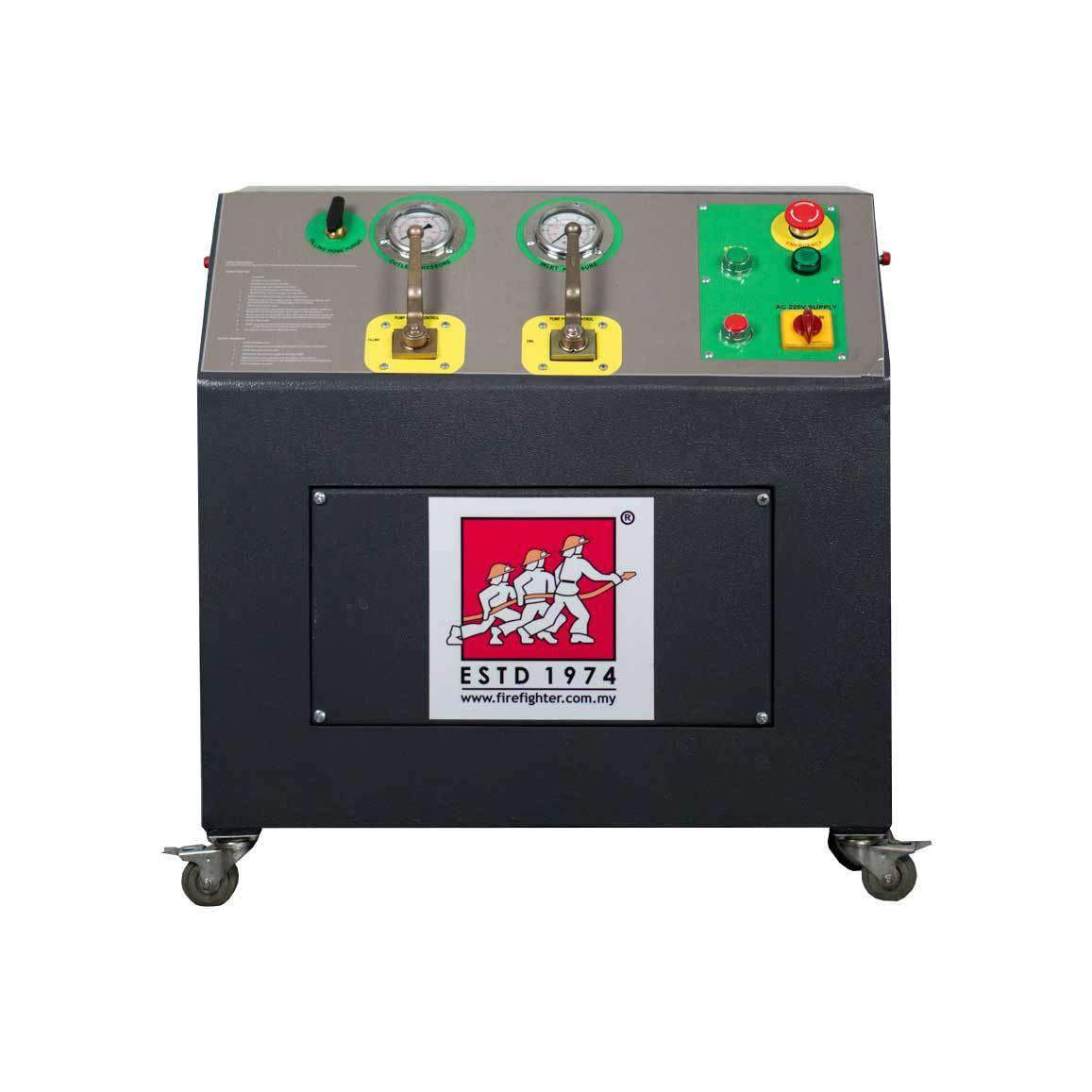 Fire Fighter Carbon Dioxide (CO2) Refilling Machine
