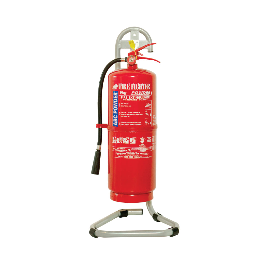 Fire Extinguisher Stand (Grey)