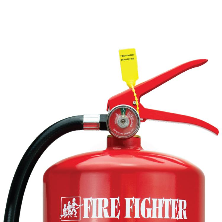 9KG ABC Dry Powder Fire Extinguisher (BOMBA LICENSE INCLUDED)