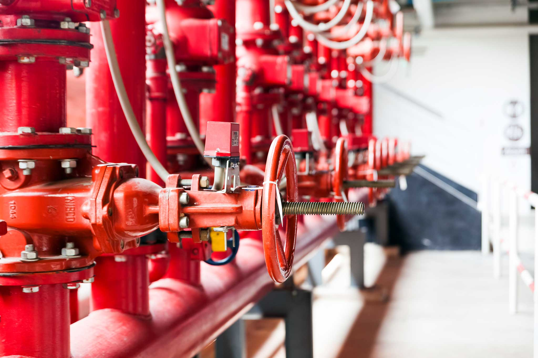 Fire Sprinkler systems look complicated but follow a few simple factors.
