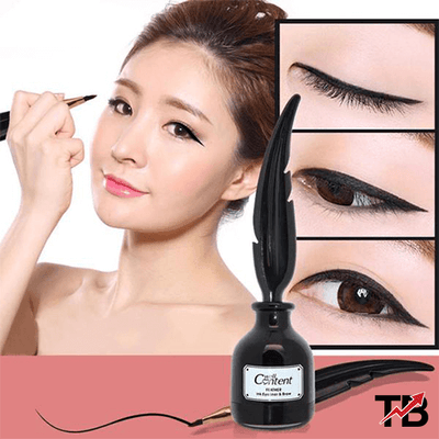 Feather Ink Cushion Eyeliner - TrendingBug.com