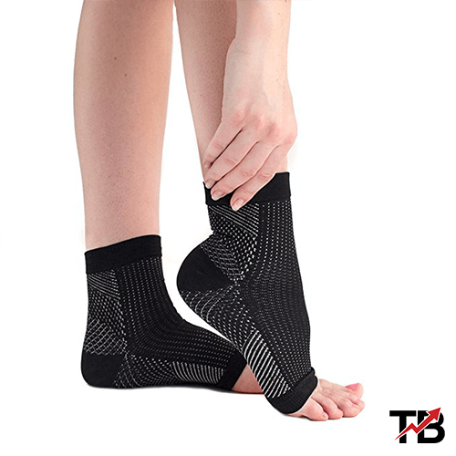AnkRelief™ Compression Sock (1 pair) - TrendingBug.com
