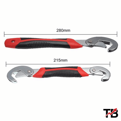 Dual Snap & Grip Wrench - TrendingBug.com