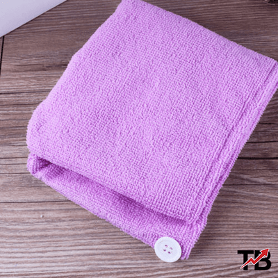 Rapid Dry™ Hair Drying Towel - TrendingBug.com