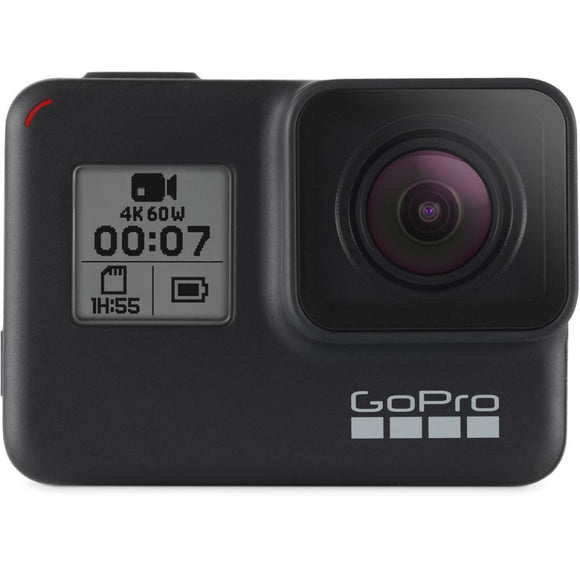 GoPro HERO7 4K-Action-Kamera (Schwarz)