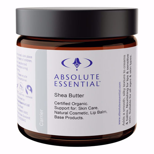 Shea Butter, unrefined (organic)