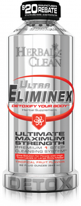 Herbal Clean Ultra Eliminex Premium Same-Day Detox Drink - 32 oz.
