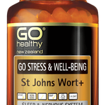 GO STRESS & WELL-BEING - St Johns Wort