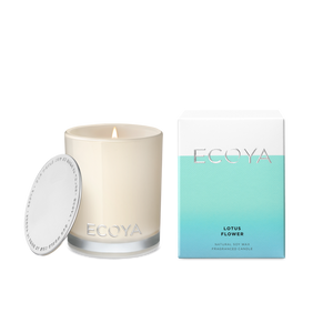 Ecoya Candle -Lotus Flower Mini Madison