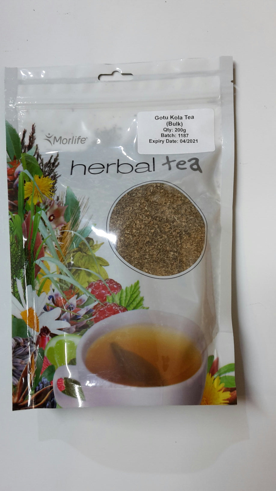 Morlife Gotu Kola Loose Tea 200g