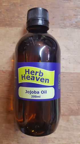 Jojoba Oil 200ml