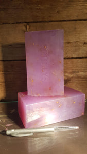 Lavender Glycerine Block Soap 540gm