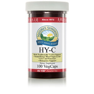 Natures Sunshine HY-C (100)