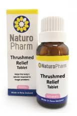 Naturopharm Thrushmed Relief