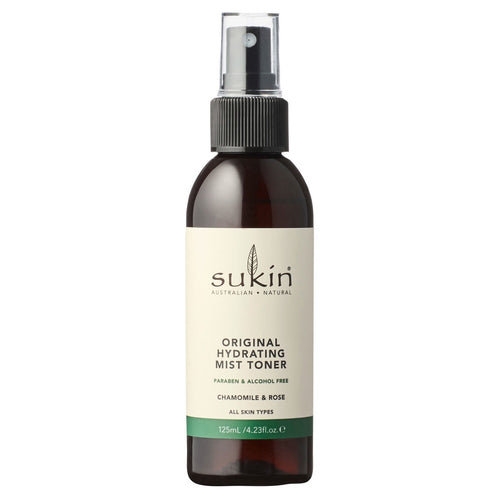 SUKIN 50ML HYDRATING MIST TONER