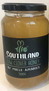 Raw Clover Honey – 250g