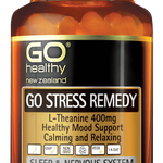 GO STRESS REMEDY - L-Theanine 400mg
