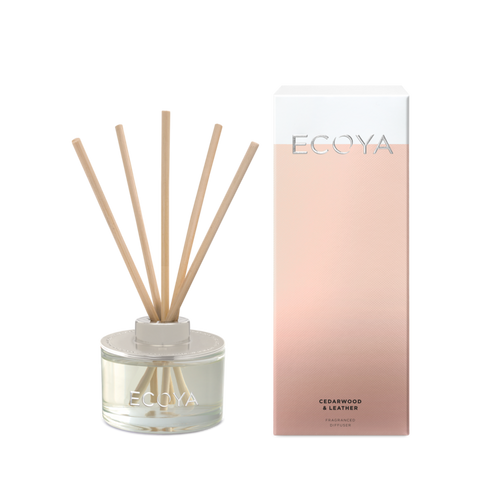 Cedarwood & Leather Diffuser 50ml