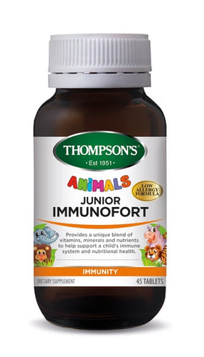 Animals Junior Immunofort