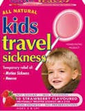 Kids Travel Sickness Lollipops