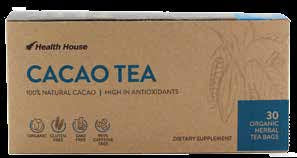 Health Hose Cacao Tea 30 Bags