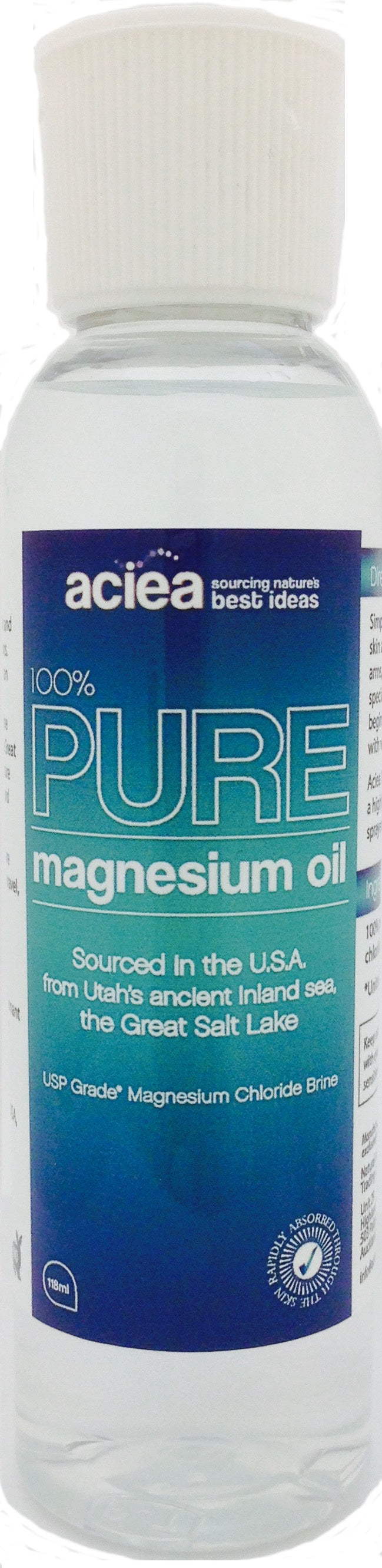 NHT 100% Pure Magnesium Oil