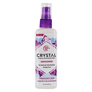Crystal Mineral Deodorant Spray