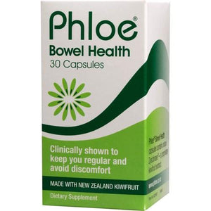 Phloe Bowel Health Chewable Tablets