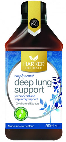 Harker Deep Lung Support