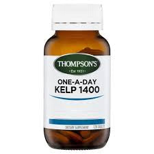 Thompsons Kelp 1400 OneADay - 120tabs