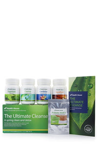 ULTIMATE CLEANSE KIT