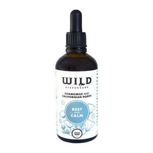 Wild Dispensary Rest and Calm 100ml