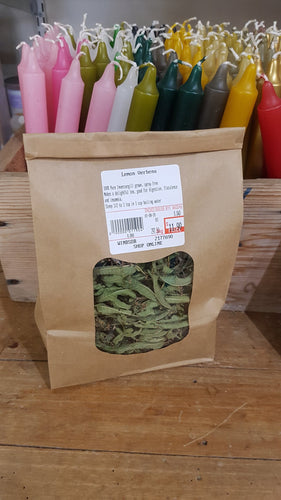 Lemon Verbena Dried