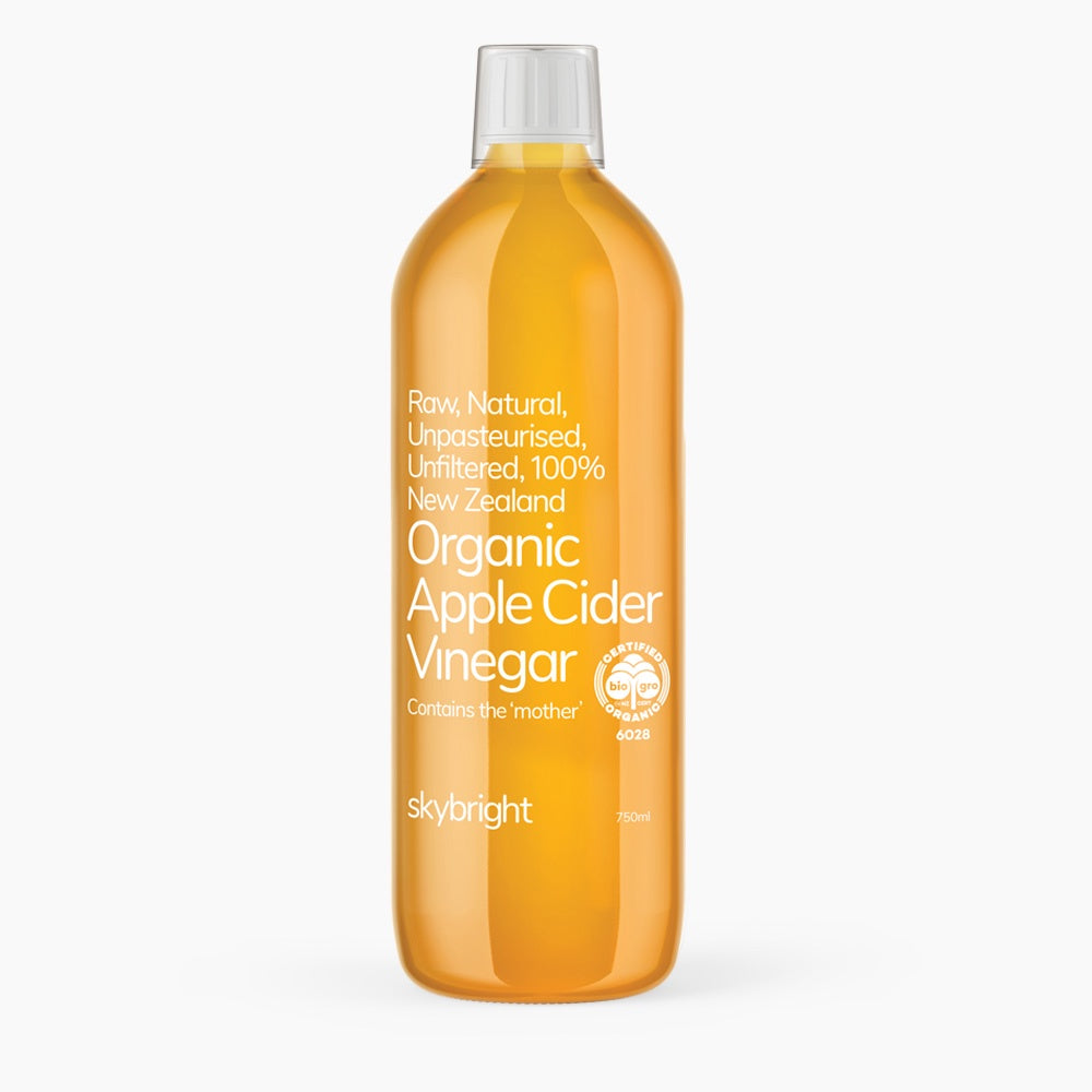 Skybright Organic Apple Cider Vinegar 750ml