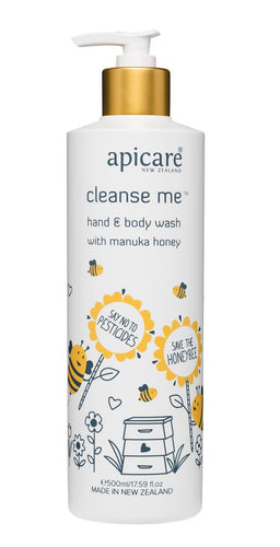 Cleanse me hand & body wash 500ml