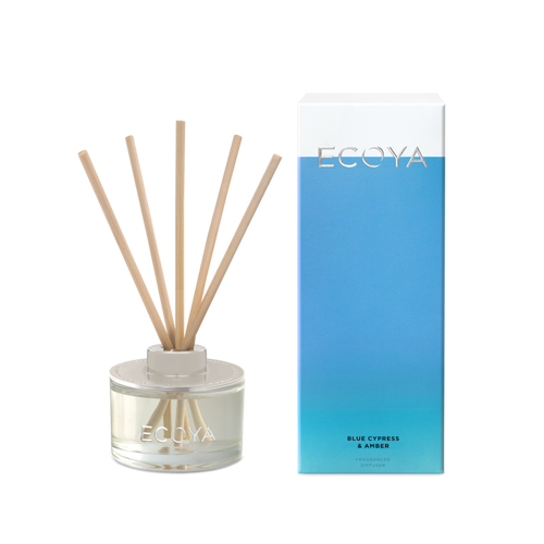 Blue Cypress & Amber Fragranced Diffuser 50ml