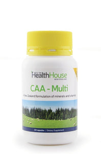 Health House CAA - MULTI NO SULPHUR