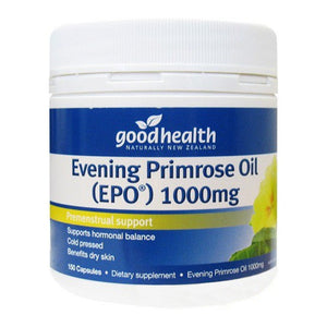 Evening Primrose Oil 1000mg capsules