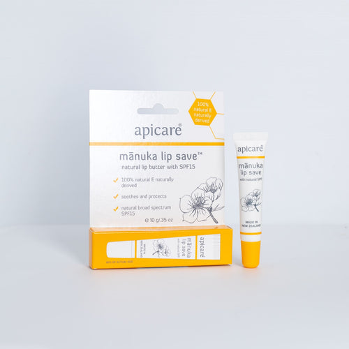 Apicare MANUKA LIP SAVE Tube