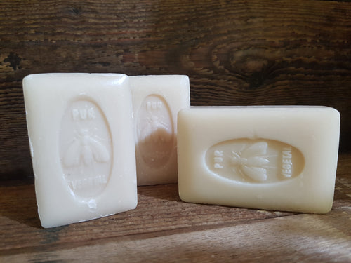 French Soap with bee detail