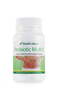 Health House PROBIOTIC MULTI 9