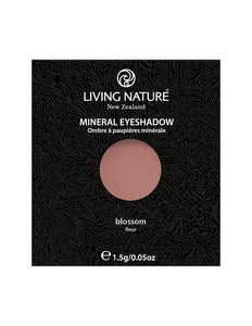 Mineral Eyeshadow Blossom (Shimmer - pink)