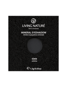 Mineral Eyeshadow Slate (Matte - soft black)
