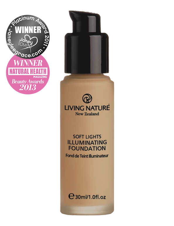 Evening Glow-Illuminating Foundation