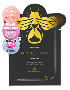 Bee Venom Mask - Winged single sachet
