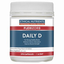 Load image into Gallery viewer, Ethical Nutrients Daily D