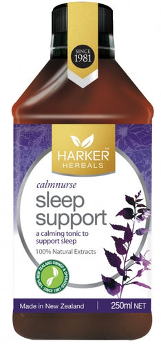 Harker Sleep Support