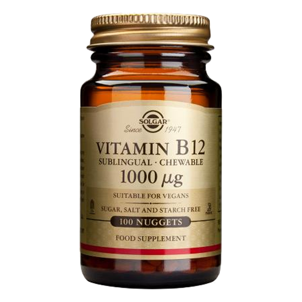 Vitamin B12 Nuggets (P)