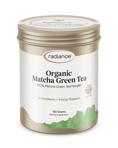 Organic Matcha Green Tea 100g