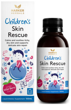 Harker Childrens Skin Rescue liquid